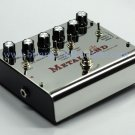 """Metal End"" distortion guitar effects pedal"