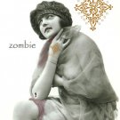 ACEO gorejous Zombie  Card HennaToo Girl Vintage Nude