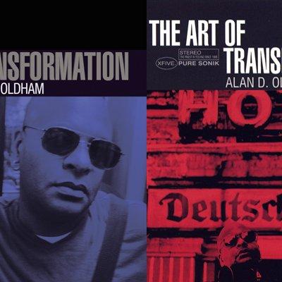 X5001&2CD - Alan D. Oldham - Art Of Transformation 1 & 2 (2CD Set) PURE SONIK