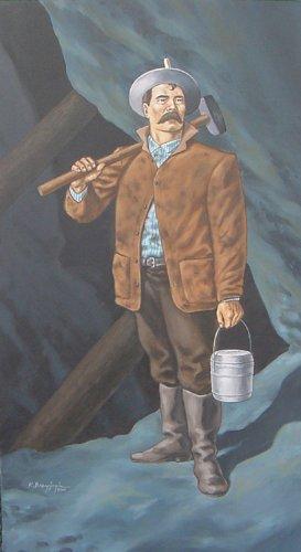 1890's Miner #2