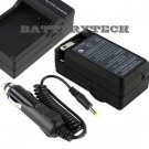 AC/DC Battery Charger for Fujifilm FinePix F31fd