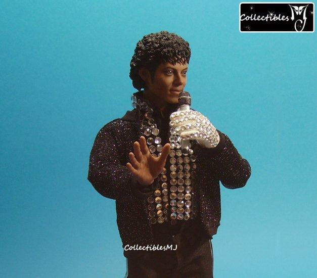 1/6 Hot Custom Michael Jackson Billie Jean Glove - *OUT OF STOCK*