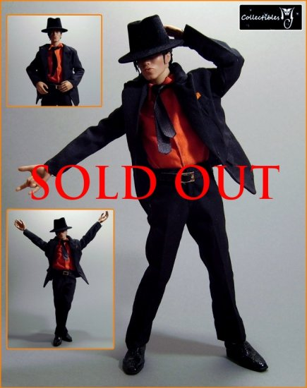 1/6 Hot Doll Custom Michael Jackson You Rock My World figure toys