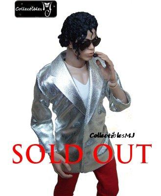 1/6 Hot Doll Custom Michael Jackson This is it figure toys