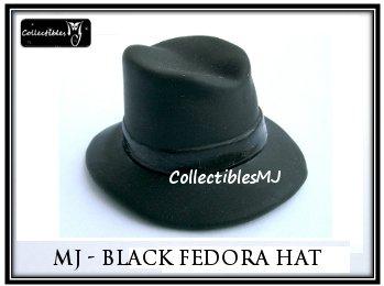 "Hot 1/6 Michael Jackson HAT Fedora Toys Figure 12"""