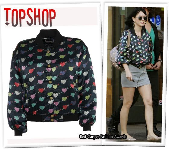 ON SALE! Topshop Unique Jacket ***Katy Perry has the same one!!!***