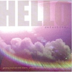 HELLO DEFECTIVE - PLASTIC HEARTS ~ MINT CD ~ Psych Pop