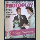 PHOTOPLAY~1962~v62/#5~VINTAGE CELEBRITY MAGAZINE~JFK & JACKIE~Marilyn~Elvis~Liz T~Paul Newman++
