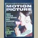 MOTION PICTURE~1971~v60/#720~VINTAGE CELEBRITY MAGAZINE~JACKIE~Raquel~Jerry Lewis~Sophia Loren~Rock+