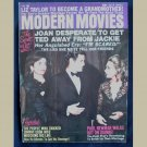 MODERN MOVIES~1971~v4/#2~VINTAGE CELEBRITY MAGAZINE~JACKIE~Newman~Johnny Cash~Redford~Natalie Wood++
