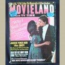 MOVIELAND~1973~v30/#9~VINTAGE CELEBRITY MAGAZINE~LIZ~BURTON~Jackie~Osmands~David Cassidy~Doris Day++