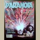 Issue #33~PARANOIA MAGAZINE~CONSPIRACY READER~Manson/NASA Hoax/JFK/Darwin/David Icke