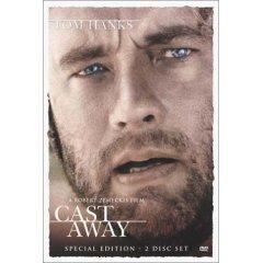 CAST AWAY ~ Tom Hanks ~ SPECIAL EDITION 2-Disc Set ~  DVD (2000)