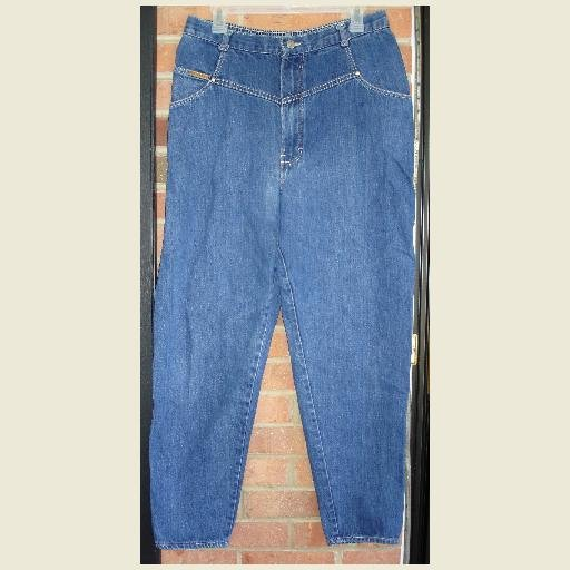 BLUE JEANS ~by PS Gitano ~excellent condition ~Pants size 32/18 W regular Women