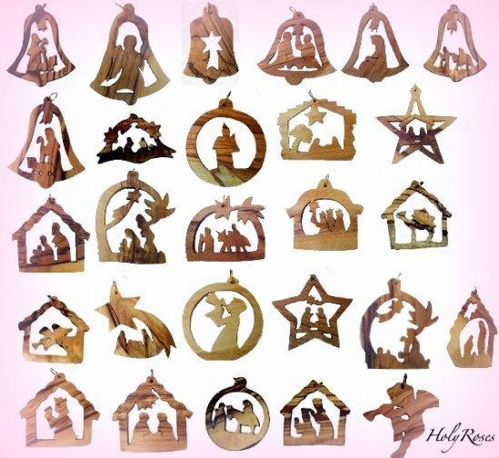 6 Christmas Tree Decorations
