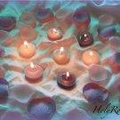 500 Mix of Lavender & Pink Silk Rose Petals Weddings Crafts