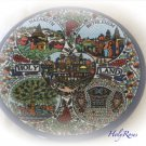 Holy Land / Holy Cities Plate - Small