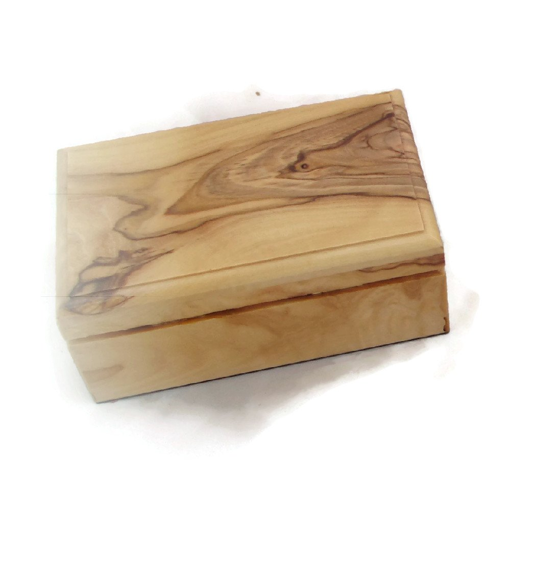 Olive Wood Box (MED)