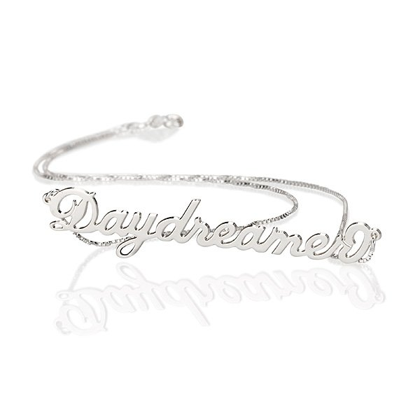 """Daydreamer"" - Make a Statement with this Sterling Silver 925 Necklace Pendant"