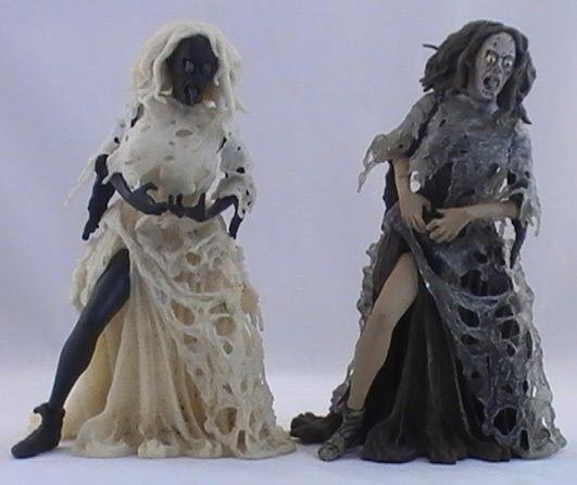 McFarlane Sleepy Hollow Test shot & test paint