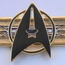 Star Trek 2 through 7 insignia pin