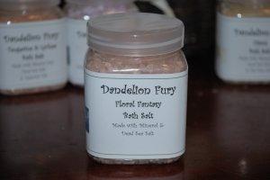 Floral Fantasy Bath Salt