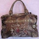 Dragon Handbag Metallic Studs UNIQUE Bag Purse HOT SOLD OUT