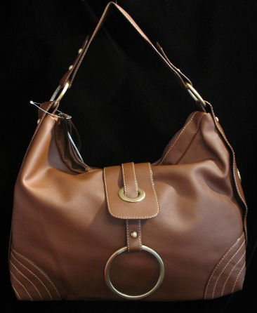 NEW LOOK Slouch Brown handbag bag purse hobo SOLD OUT