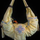 Rodeo tassles beaded handbag bag purse