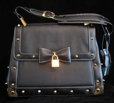 Inspired HOT leather like purse handbag bag