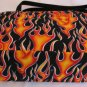 Flaming Hot Handbag Bag Purse Nwt Fabric