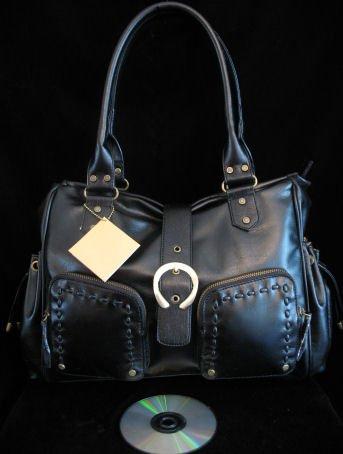 Subtle western style handbag bag purse handbags