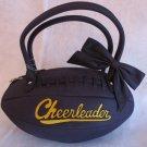 Junior Tween Football Cheerleader Handbag bag purse