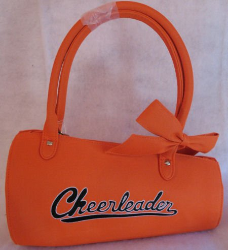 Junior Tween Handbag bag purse Mega Phone Cheerleader
