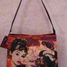 POP Culture Icon Paris Handbag bag Purse