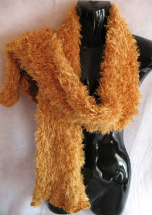 Rich Gold Magic Scarf Super Soft Scarves Wraps