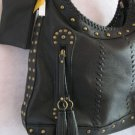 Black Western Style Studded handbag bag purse