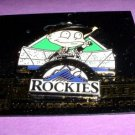 "COLORADO ROCKIES ""BAT BOY"" LAPEL PIN *NEW*"