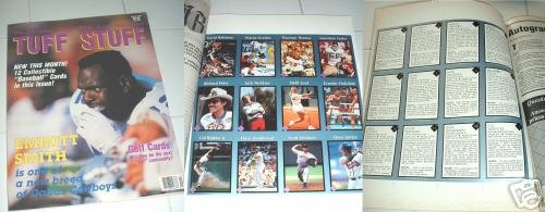 EMMITT SMITH COLLECTIBLE PLUS UNCUT SHEET OF CARDS *NEW