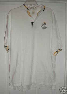 WICHITA STATE UNIVERSITY AMBASSADOR POLO SHIRT, XL*NEW