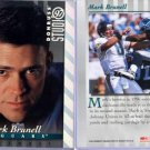 MARK BRUNELL '97 STUDIO PORTRAIT PROOF SILV 8X10 MINT