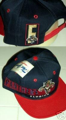 FLORIDA PANTHERS NHL BALL CAP, ADJUSTABLE **NEW**