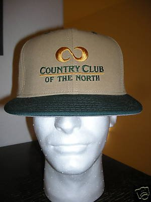 COUNTRY CLUB OF THE NORTH GOLF EMBROIDERED CAP *NEW*