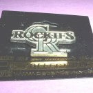 "COLORADO ROCKIES ""LOGO"" LAPEL PIN *NEW*"