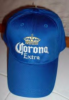 CORONA EXTRA EMBROIDERED BASEBALL CAP  *NEW*