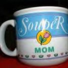 """SOUPER MOM"" CERAMIC WIDE-MOUTH MUG *NEW"