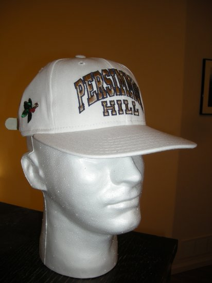PERSIMMON HILL GOLF COURSE EMBROIDERED BALL CAP *NEW*