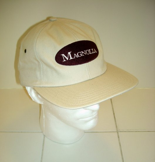 MAGNOLIA GOLF COURSE EMBROIDERED BALL CAP  *NEW*