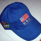 FIFA GOLD CUP WOMEN'S TEAM USA  BALL CAP**NEW**
