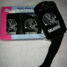 ATLANTA FALCONS NFL HEADCOVERS, 3-PACK *NEW*